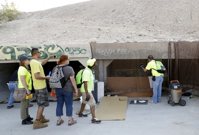 planting seeds to help las vegas homeless veterans get off the