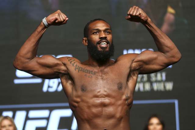 Top 200 UFC fighters: Nos. 20-1 | Las Vegas Review-Journal
