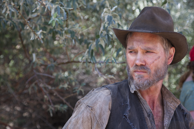 "Chad Michael Murray as Henry in the Western ""Outlaws and Angels."" Photo credit: Momentum Pictures"