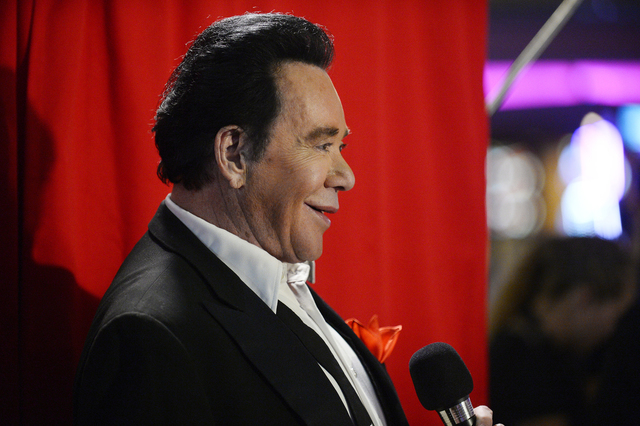 SHARKNADO: THE 4TH AWAKENS -- Pictured: Wayne Newton as himself -- (Photo by: Bryan Steffy/Syfy)