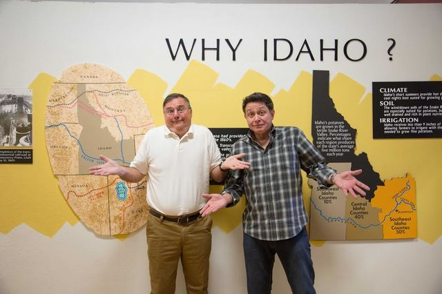 IDAHO! The Comedy Musical creator, Buddy Sheffield, reflects on Las Vegas' ever-changing entertainment landscape.