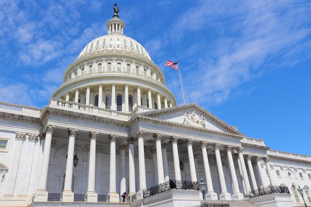 U.S. Capitol building. (Thinkstock)