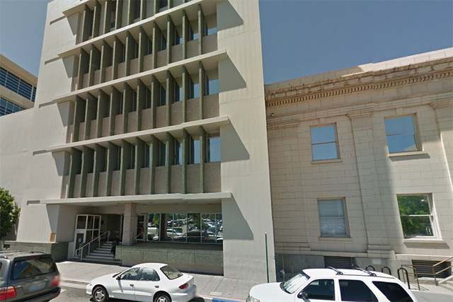 Washoe County District Court (Google Street View)