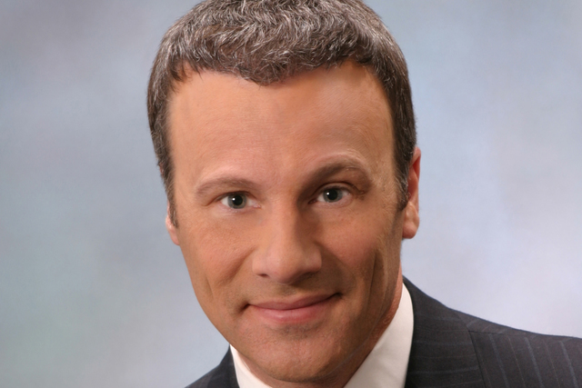 Mike Tsolinas (KTNV-TV, Channel 13)