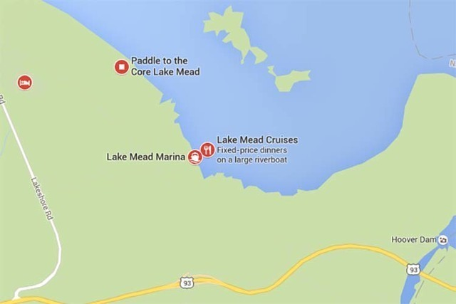 Coroner identifies woman whose body was found at Lake Mead Las