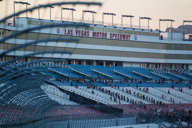 motel 6 going in near las vegas speedway for nascar fans