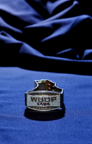 Main Event Champion Bracelet