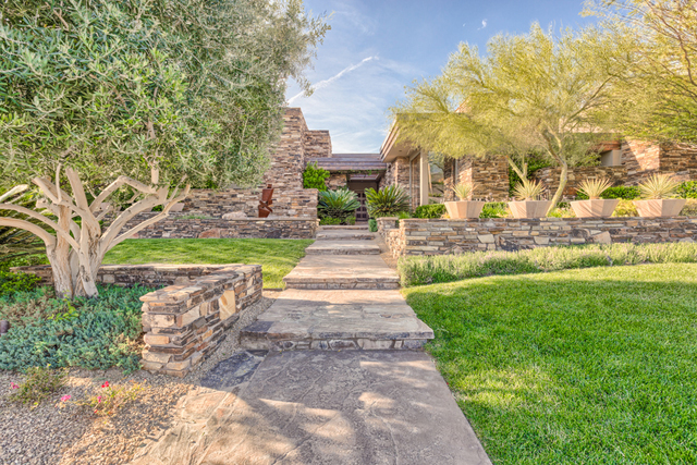 This luxury estate in Anthem Country Club for $4.4 million. (Courtesy)