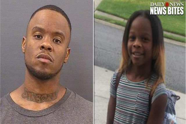 Timea Batts, 11, was killed by her father, Timothy, after her very first day of middle school. (NY Daily News/Inform)
