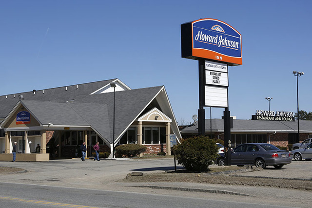 One of the last two Howard Johnson restaurants, this one in Bangor will close Sept. 6, 2016, taking with it the fried clam strips, ice cream _ and a slice of roadside Americana. (Robert F. Bukaty/AP)