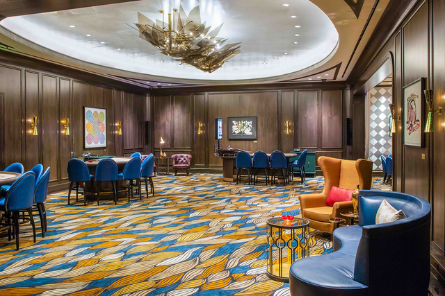 The Talon Club at The Cosmopolitan of Las Vegas.