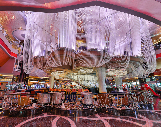 Renovated Chandelier debuts at The Cosmopolitan – Las Vegas Review ...