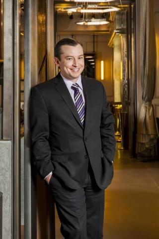 Kevin Sweet of The Cosmopolitan of Las Vegas.