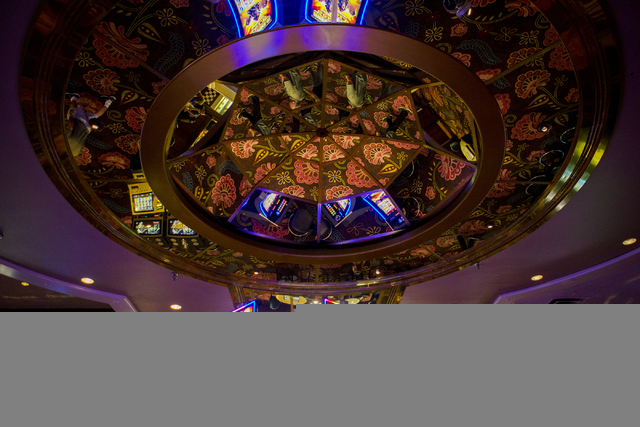 People walk inside the Primm Valley Resort and Casino on Tuesday, Aug. 23, 2016, in Primm, Nevada. Elizabeth Page Brumley/Las Vegas Review-Journal Follow @ELIPAGEPHOTO4