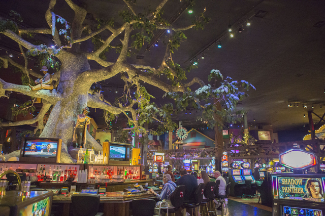 People play games inside of Buffalo Bill's hotel-casino on Tuesday, Aug. 23, 2016, in Primm, Nevada. Elizabeth Page Brumley/Las Vegas Review-Journal Follow @ELIPAGEPHOTO