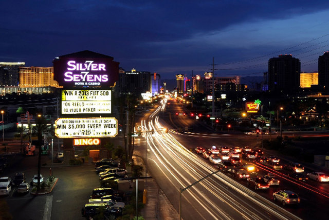 Affinity Gaming operates the off-Strip Silver Sevens. (Las Vegas Review-Journal file)