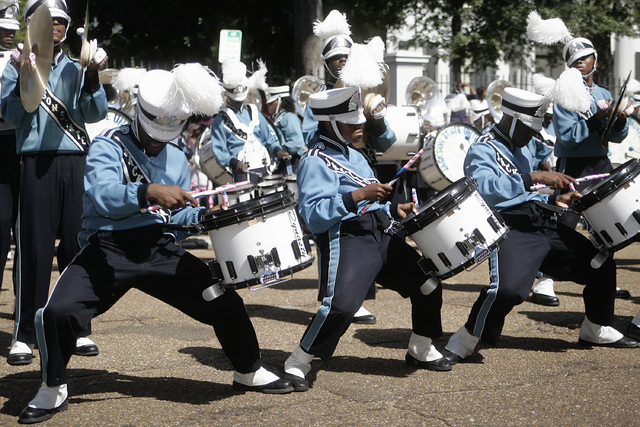 Jackson State Marching Band To Play Free Show Before Unlv