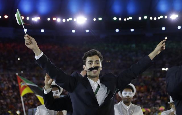 Jubilant ceremony officially opens 2016 Rio Olympics ...