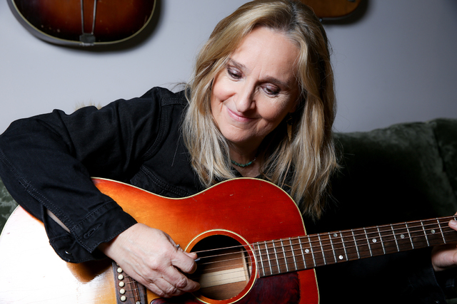 Melissa Etheridge performs Saturday as part of Fremont Street Experience's free summer concert series. (Photo by Rich Fury/Invision/AP)
