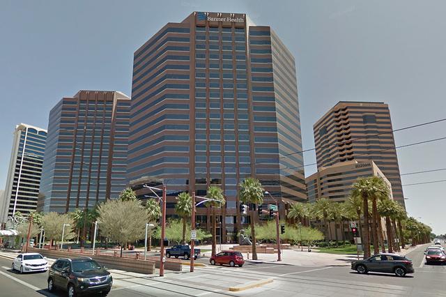 Banner headquarters in Phoenix, Arizona (Google Streetview)
