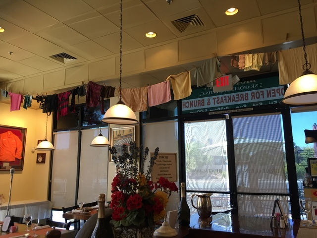 Michael S Restaurant Eastern Ave Menu