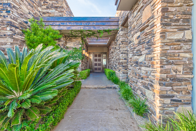 Daniel Jones, a former member of the famed Australian pop band Savage Garden, recently sold his luxury estate in Anthem Country Club for $4.4 million. (Courtesy)