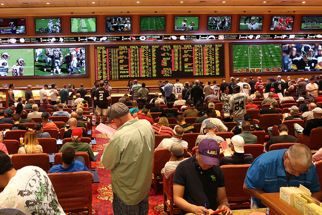 Sports gambling new casino industry employment