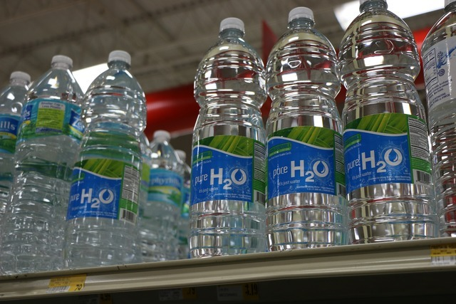 COURTESY Americans go through half a billion bottles of water a week