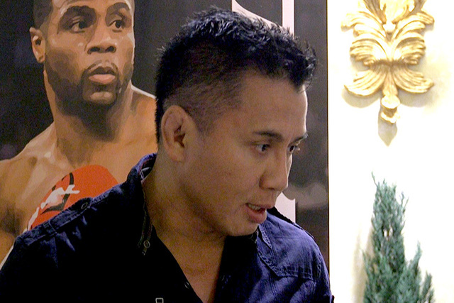 Retired mixed martial artist Cung Le, an advocate for the Muhammad Ali Expansion Act and a fighters union, believes MMA fighters are entitled to more than promotions currently offer them. (Heidi F ...