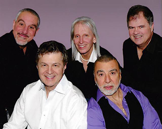 The Buckinghams are set to perform Aug. 12 at the Golden Nugget, 129 Fremont St. Special to View