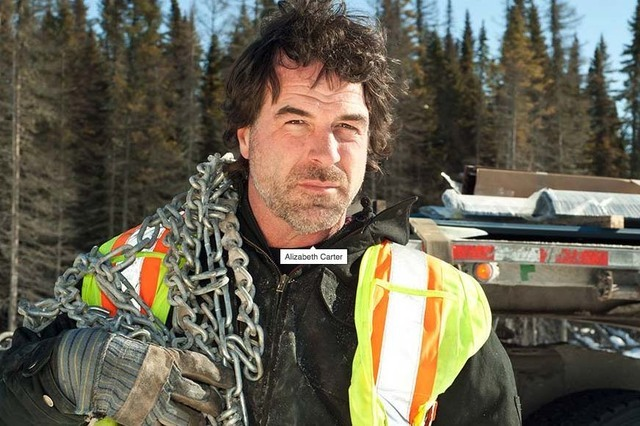 """Darrell Ward, a star of the History channel reality show """"Ice Road Truckers"""", and another man were killed in a plane crash in Montana, Sunday, Aug. 28, 2016. (Facebook/Darrell Ward)"""