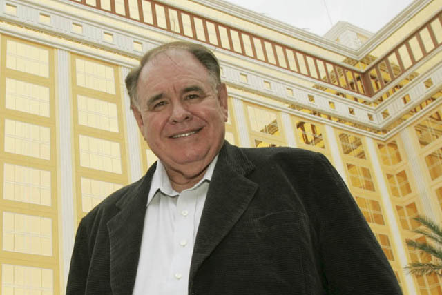 Michael Gaughan, owner of the South Point Hotel, Casino & Spa (Craig L. Moran/Las Vegas Review-Journal file)