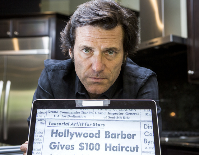 Anthony DiMaria's documentary about his uncle's life, legacy and death includes this newspaper clip about Jay Sebring's career as a men's hairstylist. He styled for actors including Steve McQueen, ...