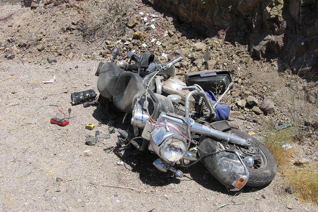Alabama man dies in western Arizona motorcycle accident