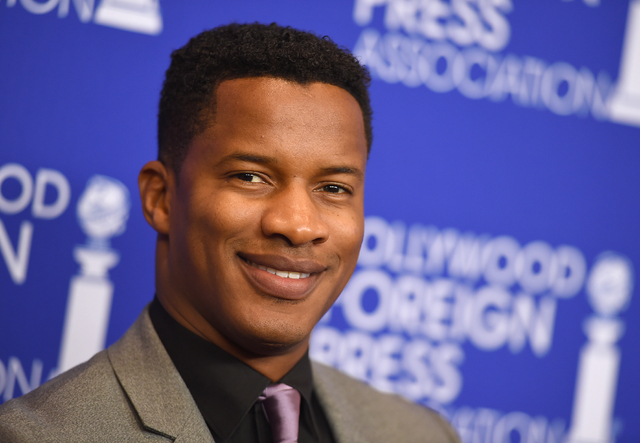 Nate Parker arrives at the Hollywood Foreign Press Association Grants Banquet at the Beverly Wilshire hotel in Beverly Hills, Calif., on Aug. 4. (Jordan Strauss/Invision/AP, File)