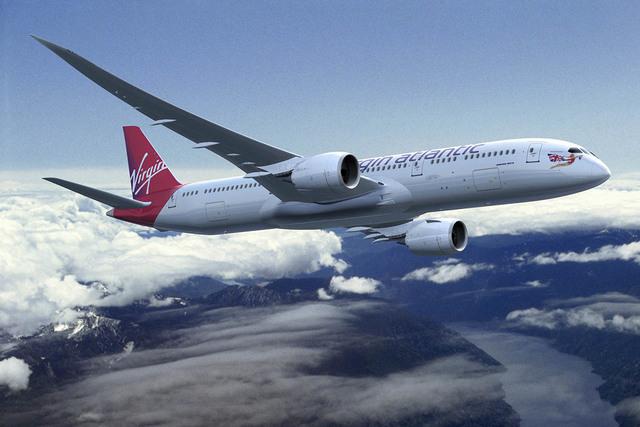 File Photo of a Virgin Atlantic airliner. (Courtesy Virgin Atlantic)