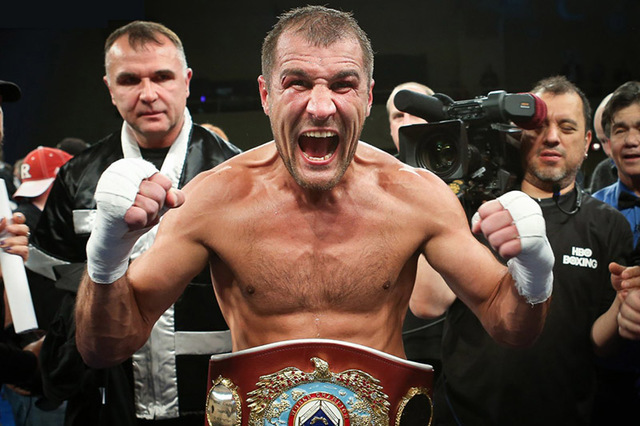 Sergey Kovalev (Las Vegas Review-Journal file)