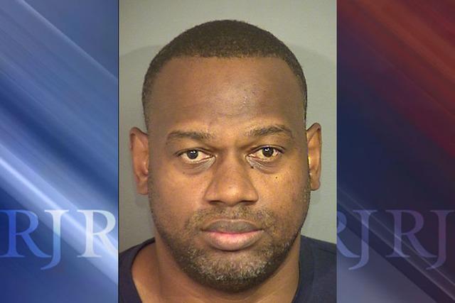 Willis Brown, 44 (Las Vegas Metropolitan Police Department)