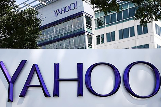 On Thursday technology news website Recode announced that Yahoo has undergone a huge data breach is set to confirm this week. (Yahoo/Facebook)