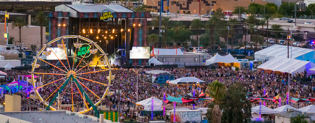 Day 3 of the 2016 Life Is Beautiful Music and Art Festival on Sunday, Sept. 25, 2016, in Downtown Las Vegas. (2016 Life Is Beautiful)