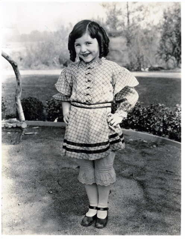 """Lassie Lou Ahern as Little Harry in the 1927 epic """"Uncle Tom's Cabin."""" Ahern, one of the last surviving links to silent movies, is the subject of a a documentary and restoration effort spearheaded ..."""