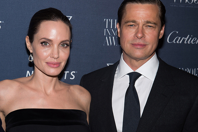Angelina Jolie filed for divorce from Brad Pitt earlier this week, and the FBI is considering potential abuse charges against the actor. (Charles Sykes/AP)