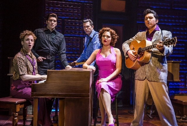 """Million Dollar Quartet"" restores the power of 1950s music to an audience who may have seen it destroyed by ""Happy Days"" and idiotic theme park revues."
