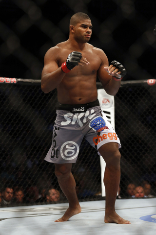 Alistair Overeem, 33, is convinced he can return to what made him so feared before he entered the UFC (AP Photo/Gregory Payan)