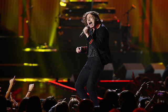 Matt Shultz of music group Cage the Elephant performs at the 2016 iHeartRadio Music Festival - Day 2 held at T-Mobile Arena on Saturday, Sept. 24, 2016, in Las Vegas. (Photo by John Salangsang/Inv ...