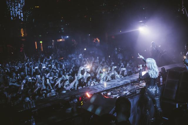 Bebe Rexha sings Friday at club Omnia. (Courtesy)