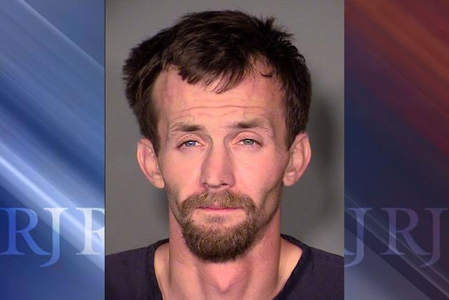 Lewis Borland (courtesy Las Vegas Metropolitan Police Department)