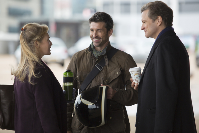 """Oscar® winners RENÉE ZELLWEGER and COLIN FIRTH—who reprise their roles in the next chapter of the world's favorite singleton—are joined by PATRICK DEMPSEY in """"Bridget Jones's Baby."""" Directed ..."""