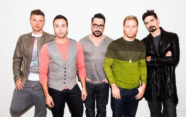 The Backstreet Boys announced on Twitter Friday that they will kick off a Las Vegas Residency in March 2017. (Courtesy)