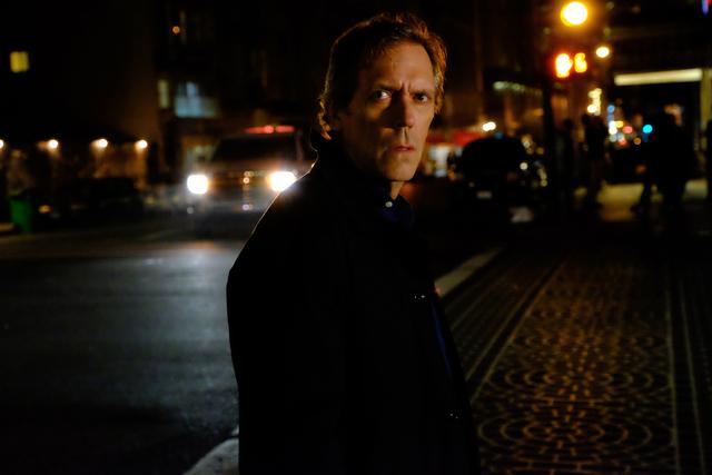 "Hugh Laurie as Eldon Chance in Hulu's ""Chance."" Photo Credit: David Moir/Hulu"